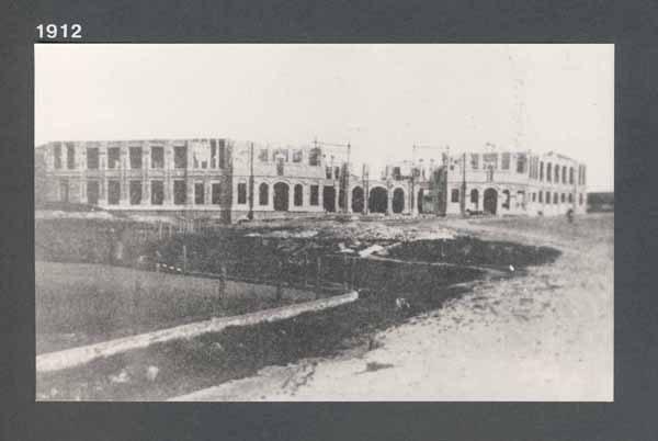 Història de Institut Lluís de Peguera. 1912