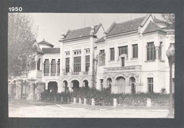 Història de Institut Lluís de Peguera. 1950
