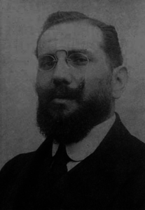 Història de Institut Lluís de Peguera. Alexander Soler