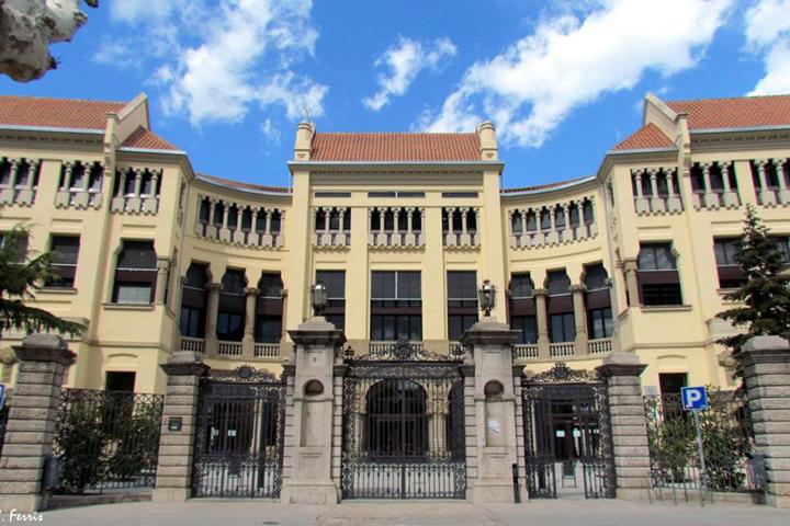 Història de Institut Lluís de Peguera.