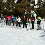 Esquiada