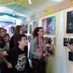 Visita exposició Mujeres, la fuerza del cambio en la India. Fundació Vicente Ferrer