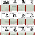 Calendari Solidari 2017