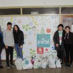 Campanya recollida d'aliments per a Càritas i el Banc d'Aliments.