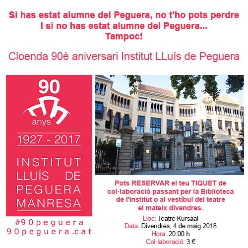 Cloenda 90è Aniversari
